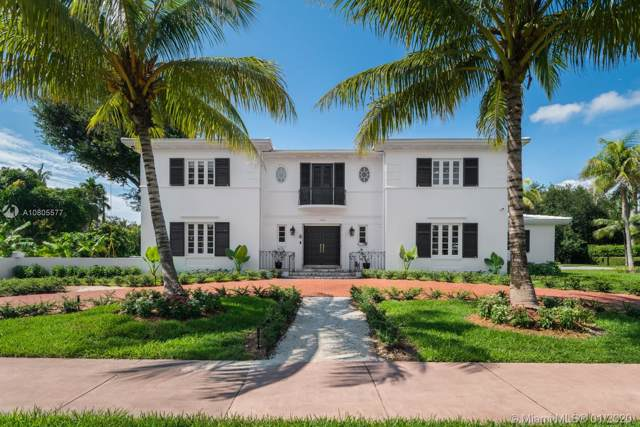 1346 S Greenway Dr, Coral Gables, FL 33134 (MLS #A10805577) :: Grove Properties