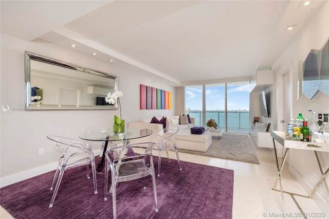 600 NE 27th St #3004, Miami, FL 33137 (MLS #A10805586) :: Ray De Leon with One Sotheby's International Realty