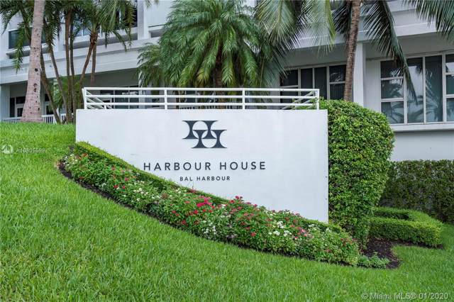 10275 Collins Ave #711, Bal Harbour, FL 33154 (MLS #A10805599) :: Patty Accorto Team
