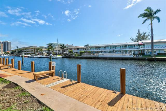 2840 NE 33rd Ct #11, Fort Lauderdale, FL 33306 (MLS #A10805707) :: The Howland Group