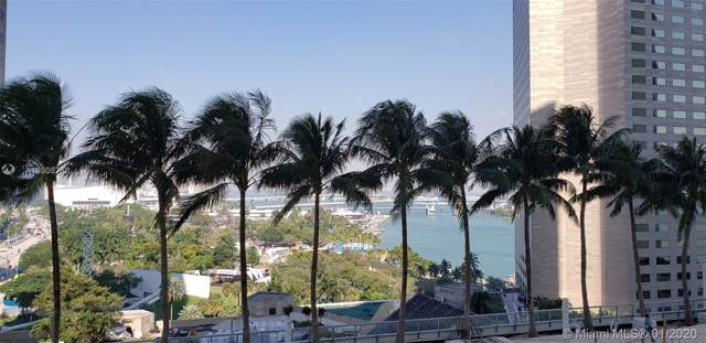 325 S Biscayne Blvd #1518, Miami, FL 33131 (MLS #A10805760) :: The Adrian Foley Group