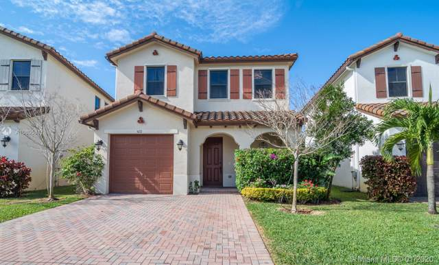 3672 SW 93rd Ave, Miramar, FL 33025 (MLS #A10805817) :: Albert Garcia Team