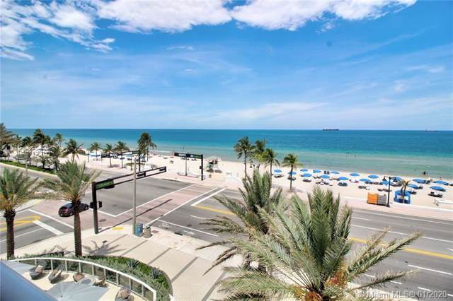 551 N Fort Lauderdale Beach Blvd R501, Fort Lauderdale, FL 33304 (MLS #A10805823) :: Carole Smith Real Estate Team