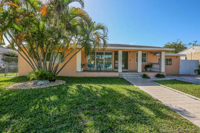 330 W 54 St, Hialeah, FL 33012 (MLS #A10805824) :: Green Realty Properties