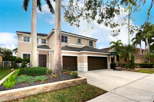 1281 Chenille Cir, Weston, FL 33327 (MLS #A10805828) :: Albert Garcia Team