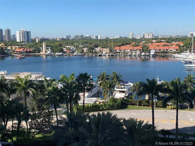 21055 Yacht Club Dr #904, Aventura, FL 33180 (MLS #A10805839) :: The Teri Arbogast Team at Keller Williams Partners SW