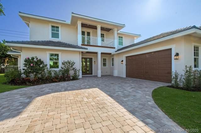 2510 Estates Dr 2, North Palm Beach, FL 33410 (MLS #A10805916) :: Berkshire Hathaway HomeServices EWM Realty