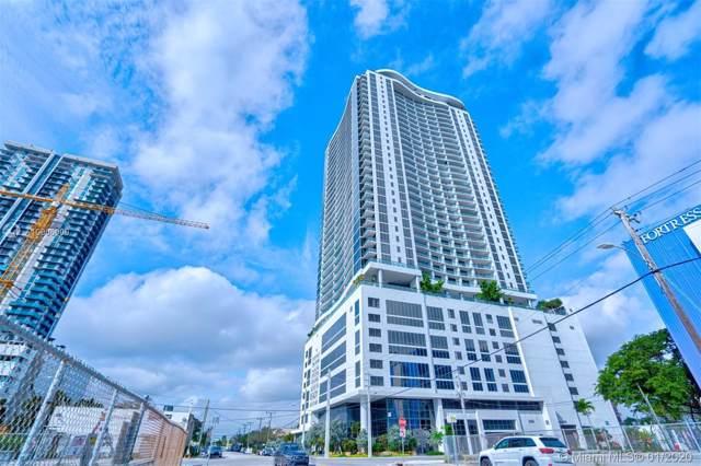 1600 NE 1st Ave #1120, Miami, FL 33132 (MLS #A10806000) :: The Adrian Foley Group