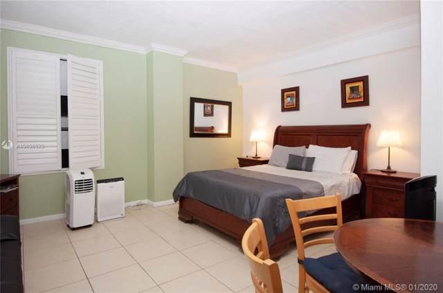 101 N Ocean Dr #678, Hollywood, FL 33019 (MLS #A10806020) :: The Paiz Group