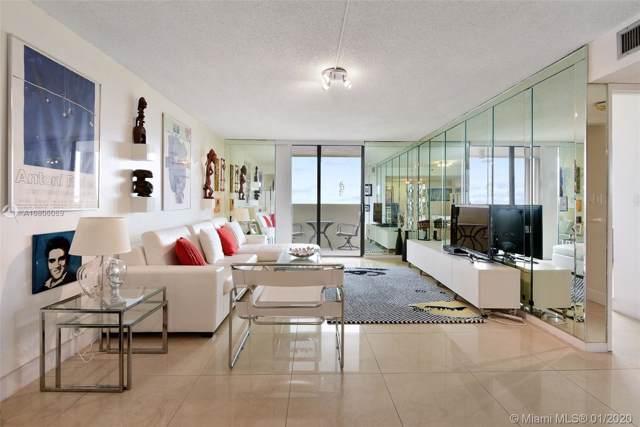 1621 Collins Ave #702, Miami Beach, FL 33139 (MLS #A10806069) :: Miami Villa Group