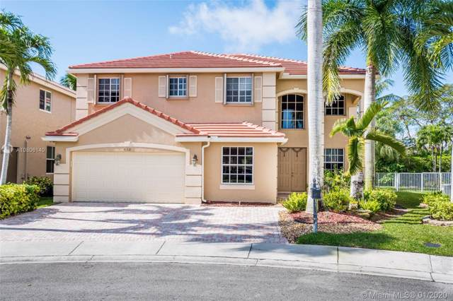 4102 Cinnamon Way, Weston, FL 33331 (MLS #A10806140) :: Albert Garcia Team