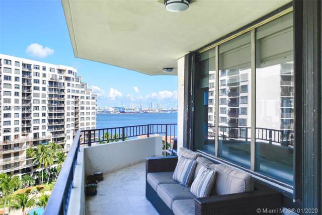 520 Brickell Key Dr A1116, Miami, FL 33131 (MLS #A10806209) :: Ray De Leon with One Sotheby's International Realty