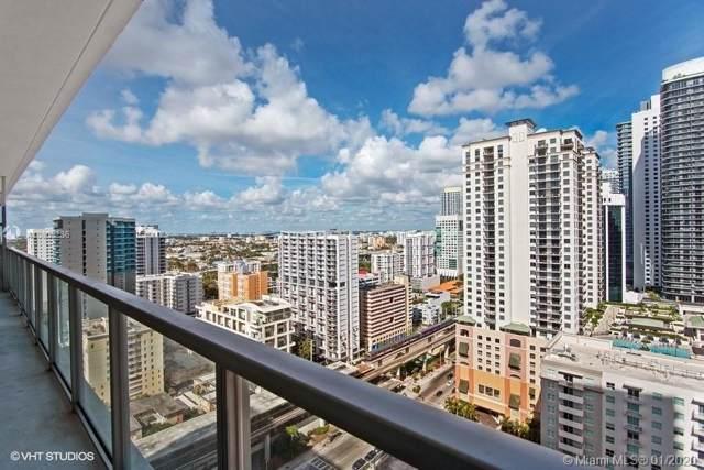 1111 SW 1st Ave 2723-N, Miami, FL 33130 (MLS #A10806236) :: The Adrian Foley Group