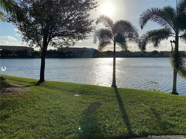4508 SW 160th Ave #716, Miramar, FL 33027 (MLS #A10806245) :: Green Realty Properties