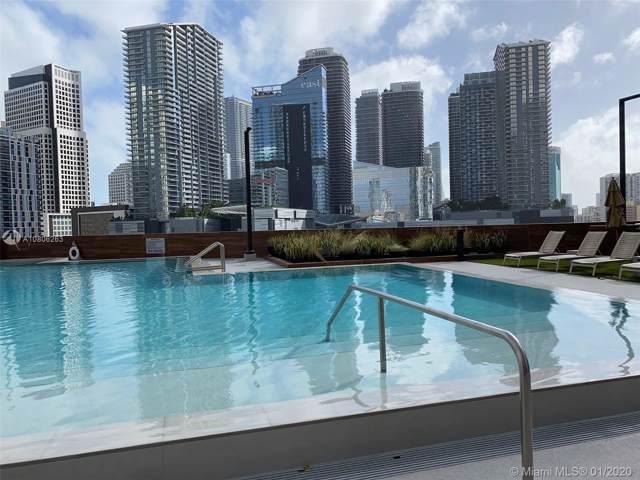350 S Miami Ave #2211, Miami, FL 33130 (MLS #A10806263) :: Prestige Realty Group