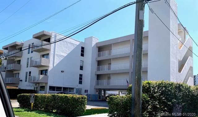 3716 NE 168 #308, North Miami Beach, FL 33160 (MLS #A10806294) :: Berkshire Hathaway HomeServices EWM Realty