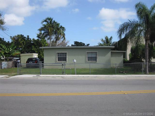 39 NW 6th Ave, Florida City, FL 33034 (MLS #A10806311) :: Berkshire Hathaway HomeServices EWM Realty