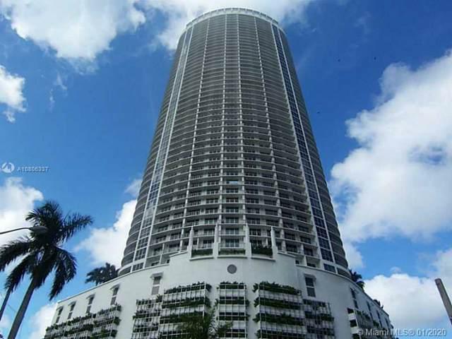 1750 N Bayshore Dr #2708, Miami, FL 33132 (MLS #A10806337) :: The Adrian Foley Group