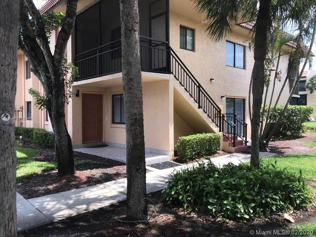 182 Lakeview Dr #104, Weston, FL 33326 (MLS #A10806348) :: The Teri Arbogast Team at Keller Williams Partners SW