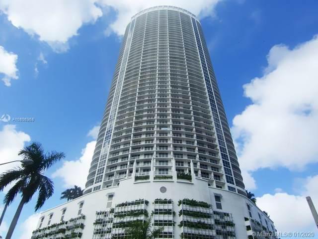 1750 N Bayshore Dr #2101, Miami, FL 33132 (MLS #A10806368) :: The Adrian Foley Group