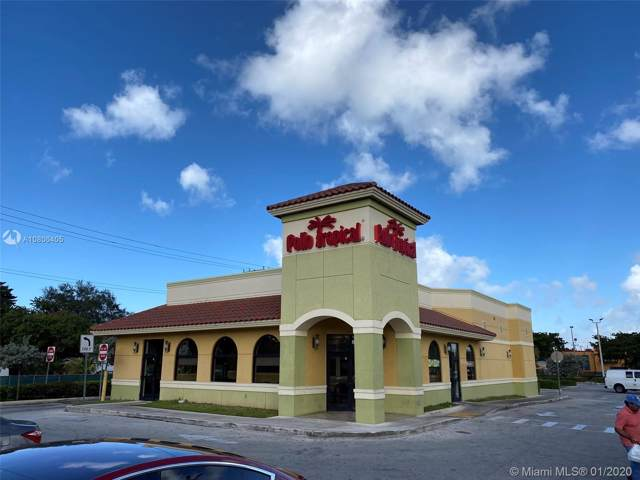 12000 NW 7th Ave, North Miami, FL 33168 (MLS #A10806405) :: Lucido Global