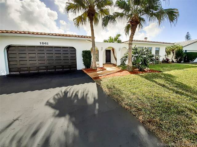 1861 NW 83rd Dr, Coral Springs, FL 33071 (MLS #A10806525) :: Castelli Real Estate Services