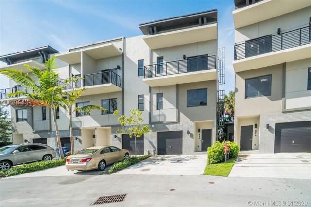 532 SE 1st Circle #20, Pompano Beach, FL 33060 (MLS #A10806572) :: Castelli Real Estate Services