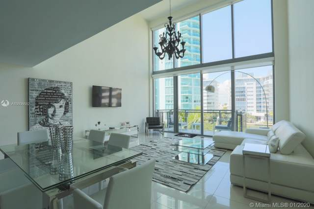 6000 Collins Ave #508, Miami Beach, FL 33140 (MLS #A10806682) :: Lucido Global