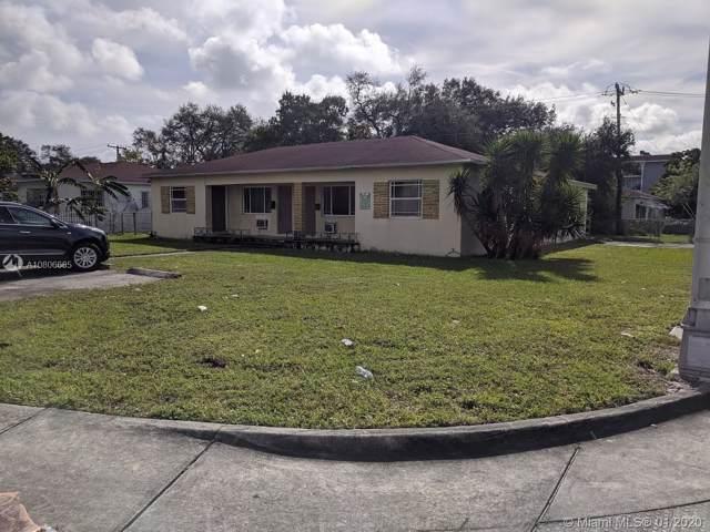 600 NE 139th St, North Miami, FL 33161 (MLS #A10806685) :: Lucido Global