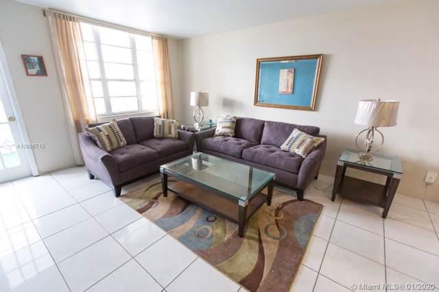 100 Lincoln Rd #622, Miami Beach, FL 33139 (MLS #A10806715) :: The Paiz Group