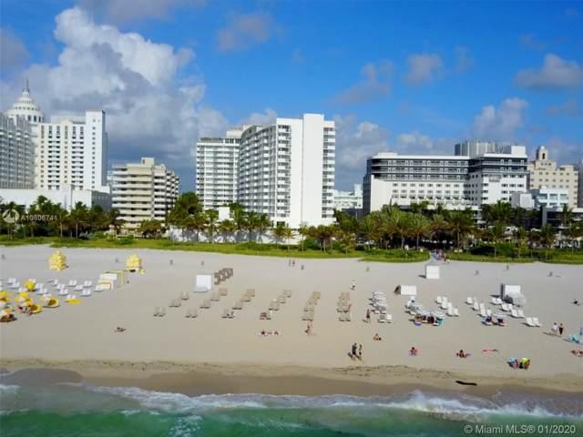 100 Lincoln Rd #1622, Miami Beach, FL 33139 (MLS #A10806741) :: Lucido Global