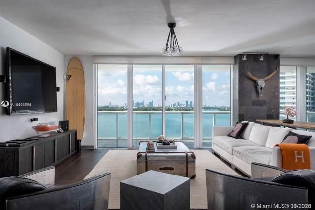 450 Alton Rd #1002, Miami Beach, FL 33139 (MLS #A10806773) :: Miami Villa Group