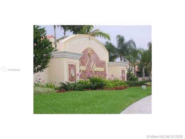 1269 SW 46th Ave #2403, Pompano Beach, FL 33069 (MLS #A10806803) :: GK Realty Group LLC