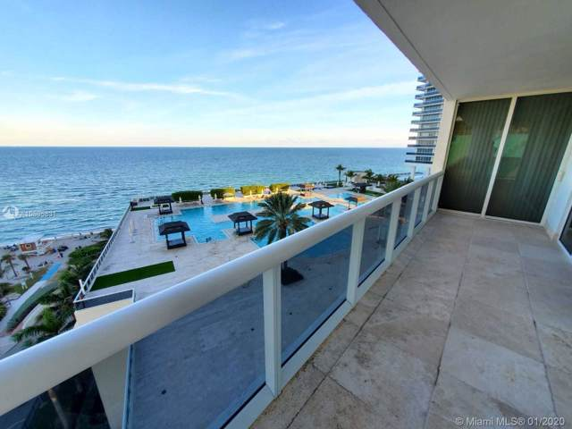 1800 S Ocean Dr #1101, Hallandale, FL 33009 (MLS #A10806831) :: The Howland Group