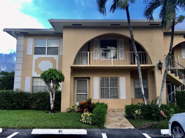 13757 Flora Pl F, Delray Beach, FL 33484 (MLS #A10806834) :: Berkshire Hathaway HomeServices EWM Realty