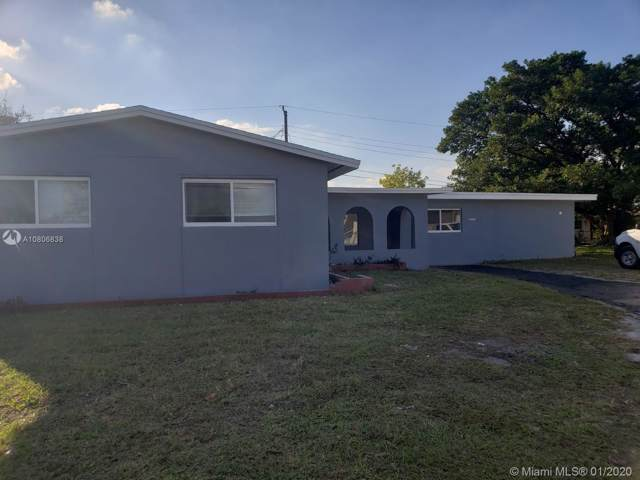 17810 NW 11th Ave, Miami Gardens, FL 33169 (MLS #A10806838) :: Patty Accorto Team