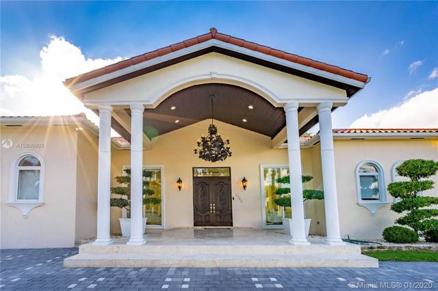 3340 SW 130th Ave, Miami, FL 33175 (MLS #A10806903) :: Prestige Realty Group