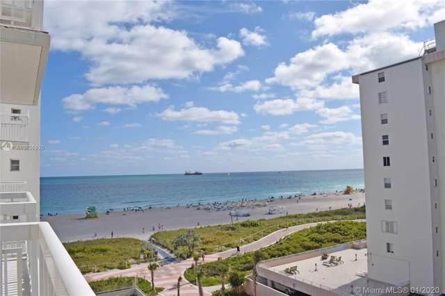 401 Ocean Dr #712, Miami Beach, FL 33139 (MLS #A10806930) :: Miami Villa Group