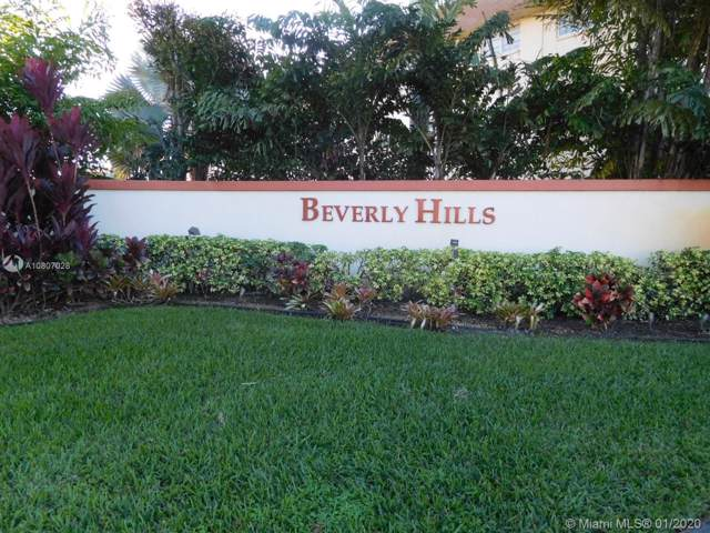 5300 Washington St R207, Hollywood, FL 33021 (MLS #A10807028) :: Grove Properties