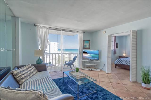 401 Ocean Dr #920, Miami Beach, FL 33139 (MLS #A10807134) :: Albert Garcia Team