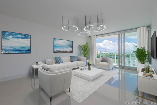 1000 West Ave #1508, Miami Beach, FL 33139 (MLS #A10807156) :: Miami Villa Group