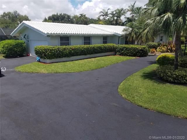 14520 SW 79th Ct, Palmetto Bay, FL 33158 (MLS #A10807182) :: Kurz Enterprise