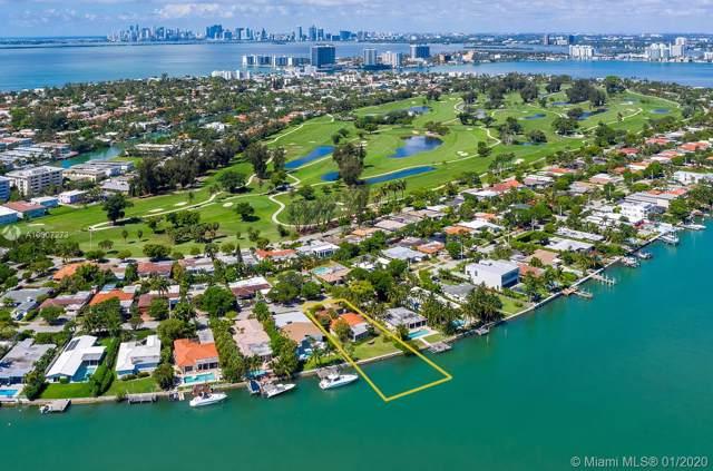271 N Shore Dr, Miami Beach, FL 33141 (MLS #A10807273) :: The Paiz Group