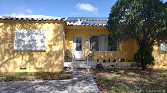 1535 Madison St, Hollywood, FL 33020 (MLS #A10807318) :: Castelli Real Estate Services
