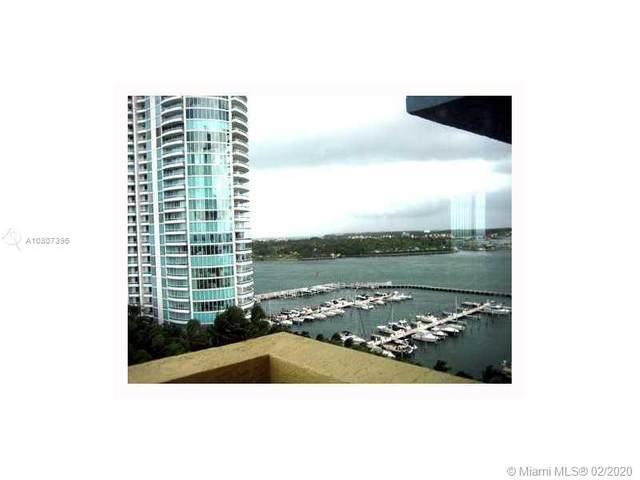 90 Alton Rd #1501, Miami Beach, FL 33139 (MLS #A10807396) :: The Paiz Group