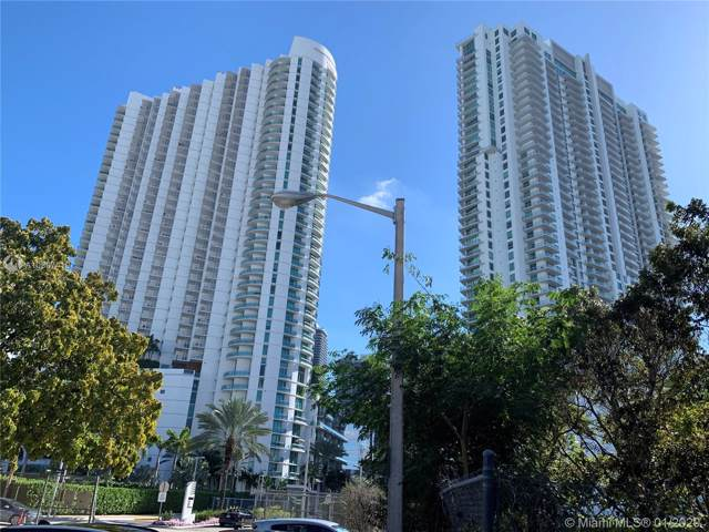90 SW 3rd St #1915, Miami, FL 33130 (#A10807410) :: Real Estate Authority