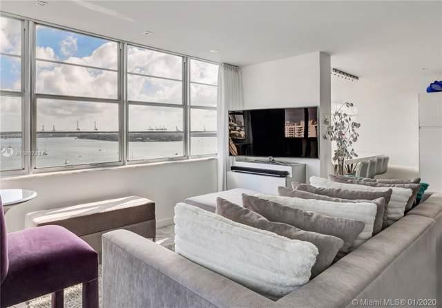 20 Island Ave #1409, Miami Beach, FL 33139 (MLS #A10807434) :: ONE | Sotheby's International Realty