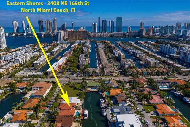 3408 NE 169th St, North Miami Beach, FL 33160 (MLS #A10807439) :: Berkshire Hathaway HomeServices EWM Realty
