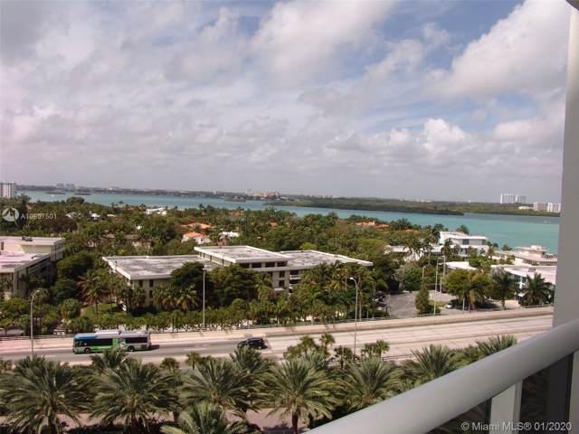 10275 E Collins Ave #1123, Bal Harbour, FL 33154 (MLS #A10807501) :: The Paiz Group