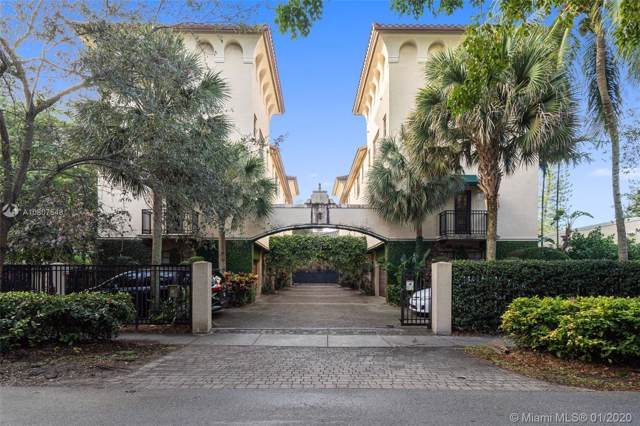 2906 Center St #2906, Coconut Grove, FL 33133 (MLS #A10807548) :: The Riley Smith Group